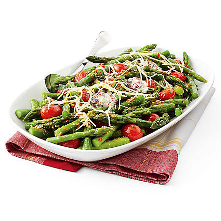 Member's Mark Asparagus Pomodori With Sundried Tomato (serves 4)