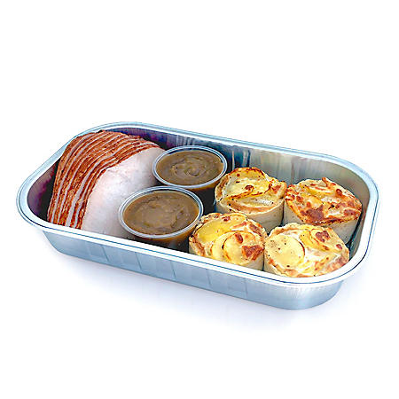 Member's Mark Turkey and Scalloped Potatoes (serves 4)