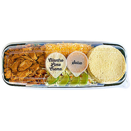 Member's Mark Chicken Taco Kit (priced per pound)