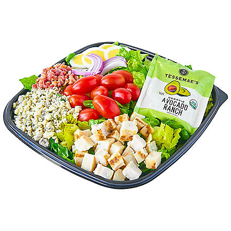 Member's Mark Cafe Cobb Salad with Chicken (single serving)