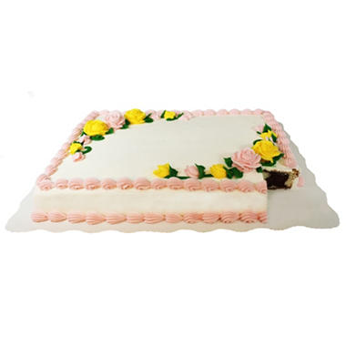 Sam S Club Half Sheet Cake Price