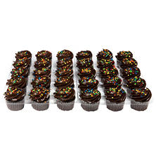 Member's Mark Chocolate Cupcakes with Chocolate Buttercream (30 ct.)