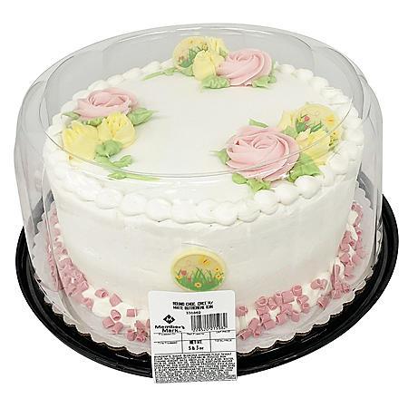 "Member's Mark Spring 10"" Round Cake"