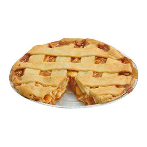 "Artisan Fresh 12"" Apple Lattice Pie"