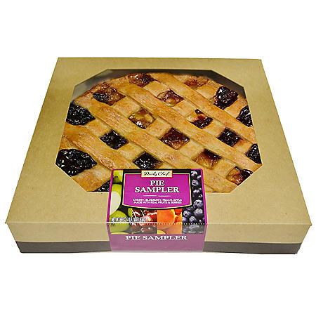 Daily Chef Sampler Pie (12 in., 66 oz.)