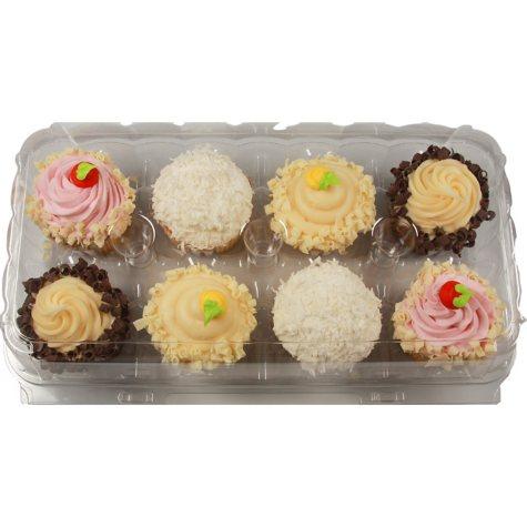Member's Mark Indulgent Filled Gourmet Cupcakes (8 ct.)