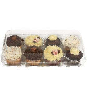 Member's Mark Decadent Filled Gourmet Cupcakes (8 ct.)
