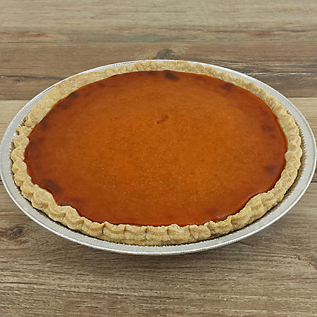 "Member's Mark 12"" Sweet Potato Pie (58 oz.)"