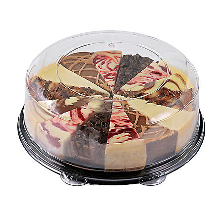 Member's Mark Sampler Cheesecake (54 oz.)