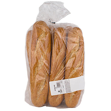 Member's Mark Jumbo Wheat Hoagie Rolls (6 ct.)