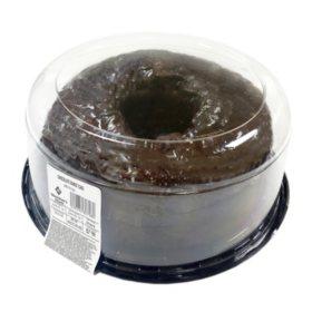 Member's Mark Chocolate Bundt Cake (48 oz.)