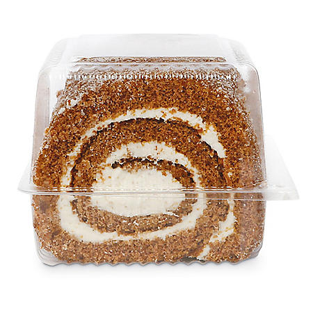 "Member's Mark 5"" Pumpkin Cake Roll (21 oz.)"