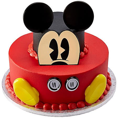 Member's Mark 2-Tier Mickey or Minnie Cake