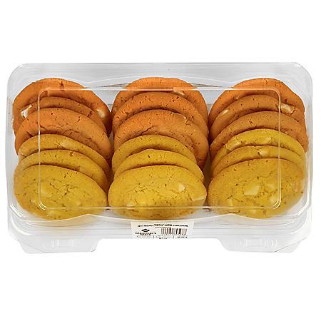 Member's Mark Seasonal Assorted Cookies (18 ct.)