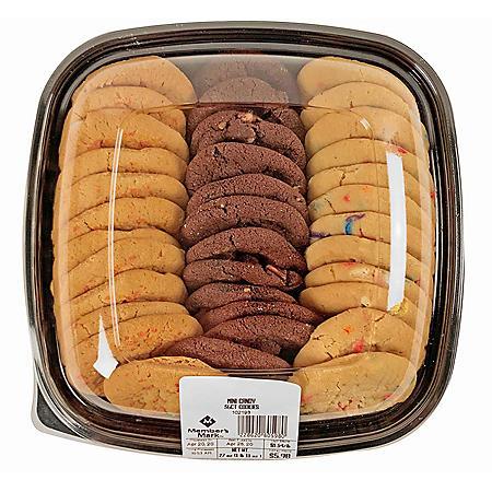 Member's Mark Seasonal Mini Cookies (36 ct.)