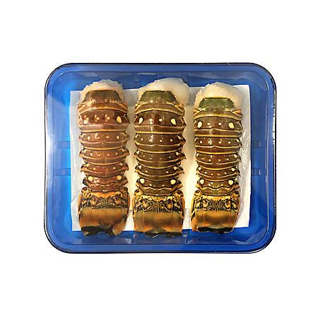 Warm Water Lobster Tails, Frozen (priced per pound)