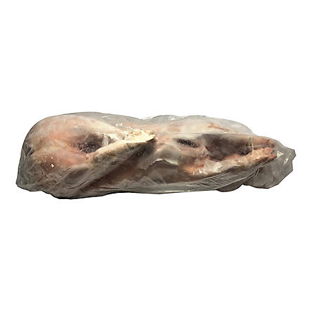 Whole Pork, Frozen (priced per pound)