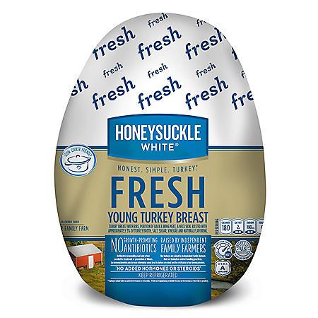 Honeysuckle White Fresh, Bone-In Turkey Breast (priced per pound)