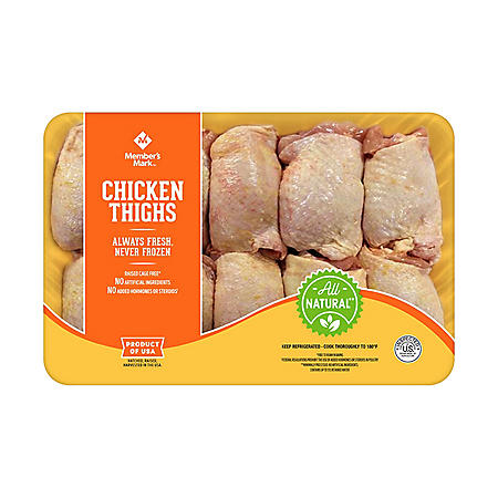 Member's Mark Chicken Thighs (priced per pound)
