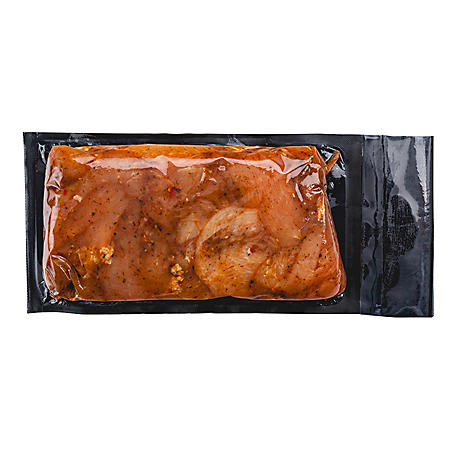 Pre-Marinated Chicken Fajita Meat
