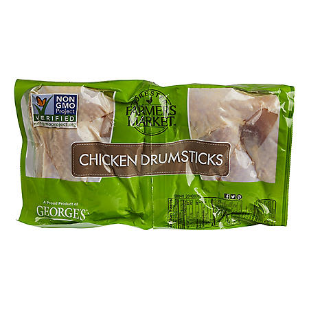 Forester Farmer's Market Chicken Drumsticks (priced per pound)