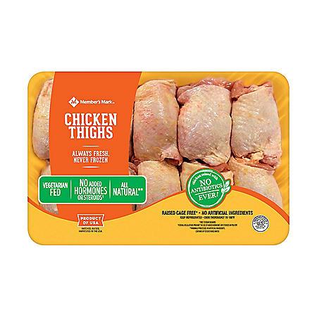 Member's Mark Chicken Thighs (priced per pound)