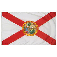 Annin - Florida State Flag 3x5' Nylon SolarGuard