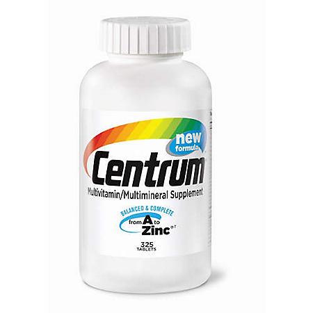 Centrum® Multivitamin - 325ct