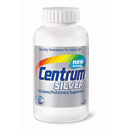 Centrum® Silver® Multivitamin