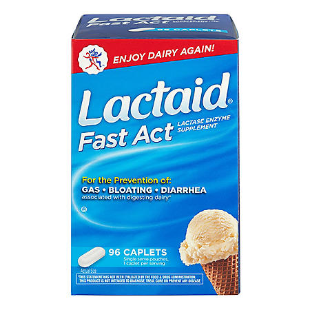 Lactaid® Fast Act