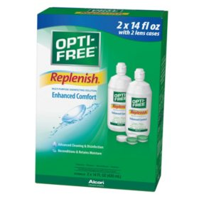 Opti-Free RepleniSH Solution (14 fl. oz., 2 pk.)