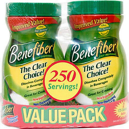 Benefiber® Fiber Supplement - 2/16.7oz