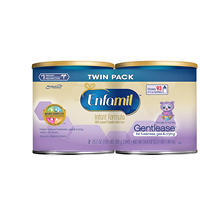 Enfamil Infant Formula, Gentlease ( 25.7 oz., 2 pk)