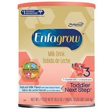 Enfagrow Toddler Next Step Milk Drink Powder, Natural Milk Flavor (36.6 oz.)
