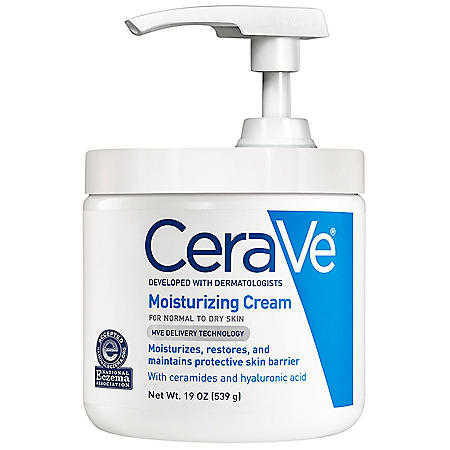 CeraVe Moisturizing Cream with Pump (19 oz.)