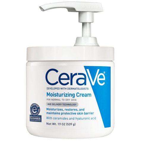 CeraVe Moisturizing Cream with Pump (19 oz.)