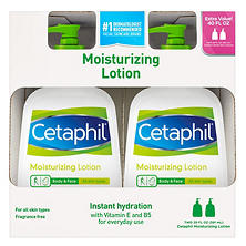 Cetaphil Moisturizing Lotion (20 fl. oz., 2 pk.)