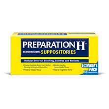 Preparation H Suppositories (56 ct.)