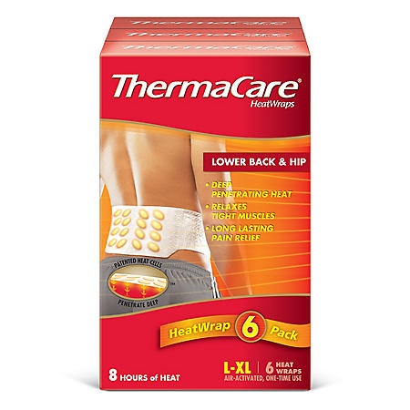 Thermacare® Heat Wrap