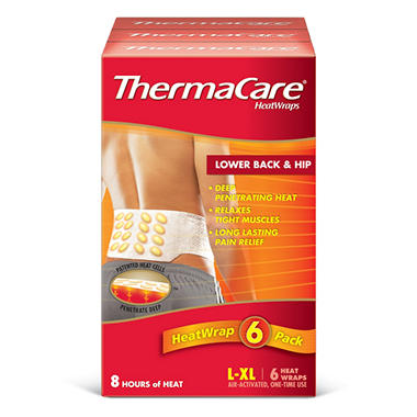 Thermacare Neck & Arm Heat Wraps - 9 ct.