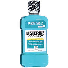 Listerine Cool Mint Mouthwash (8.5 oz. bottle)