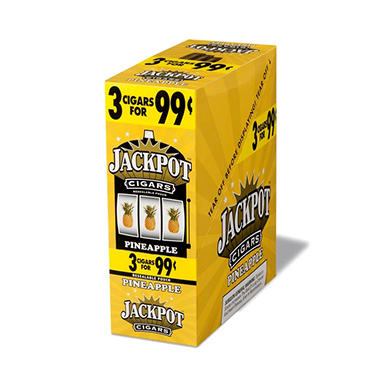 Jackpot Mango Cigarillos, 3 for $0.99 (45 ct.)