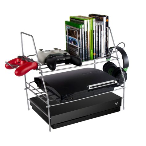 Game Depot Wire Gaming Rack