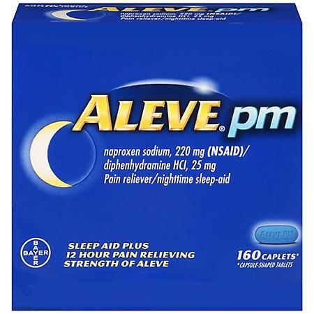 Aleve PM (160 ct.)