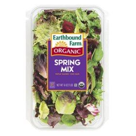 Organic Baby Spring Mix (16 oz.)