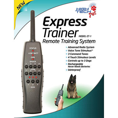 High Tech Pet Electronic Radio Dog Trainer
