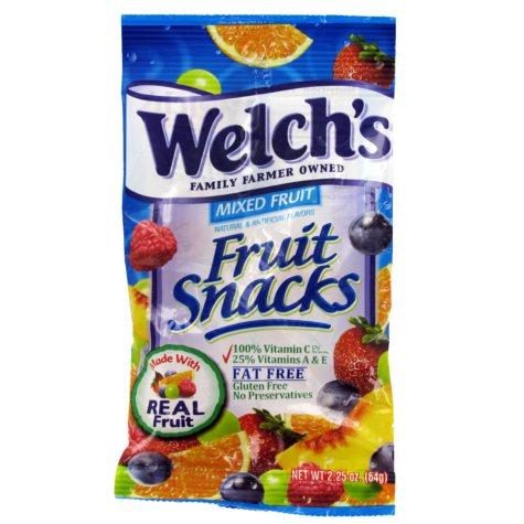 OFFLINE-Welch's Mixed Fruit Snacks - 2.25 oz. Bag - 48 ct.