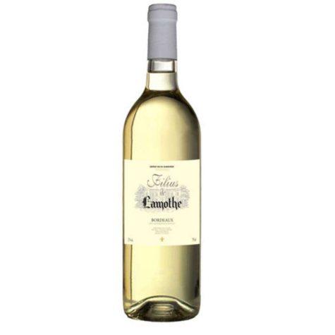 Filius de Lamothe Blanc Bordeaux (750 ml)