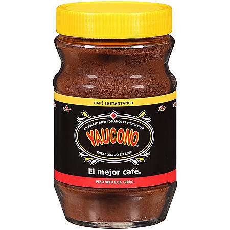 Yaucono Instant Coffee (8 oz.)
