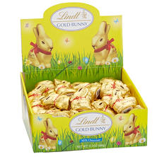 Lindt Mini Gold Bunny Box (60 ct.)